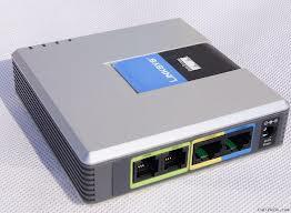 Linksys SPA-2102